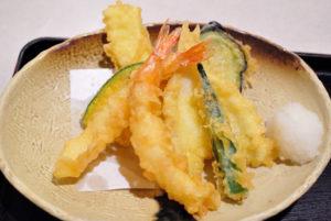 天ぷら素材