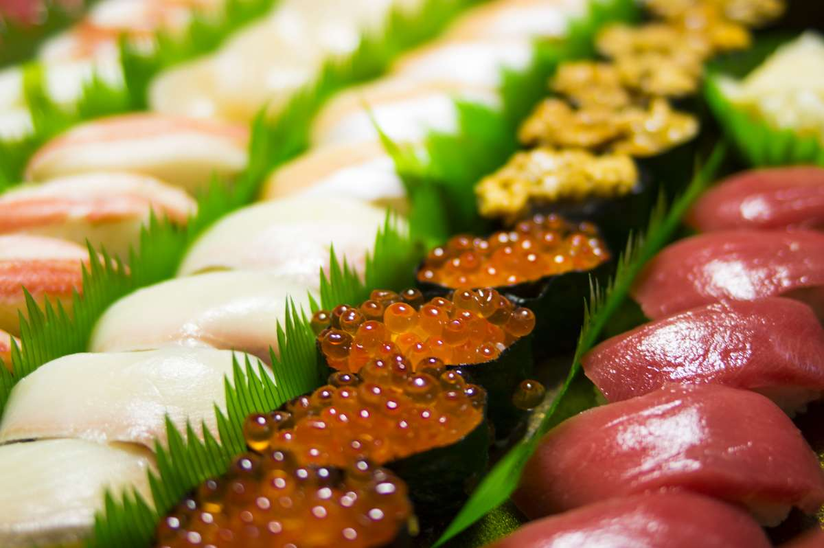 寿司ネタ 寿司 惣菜